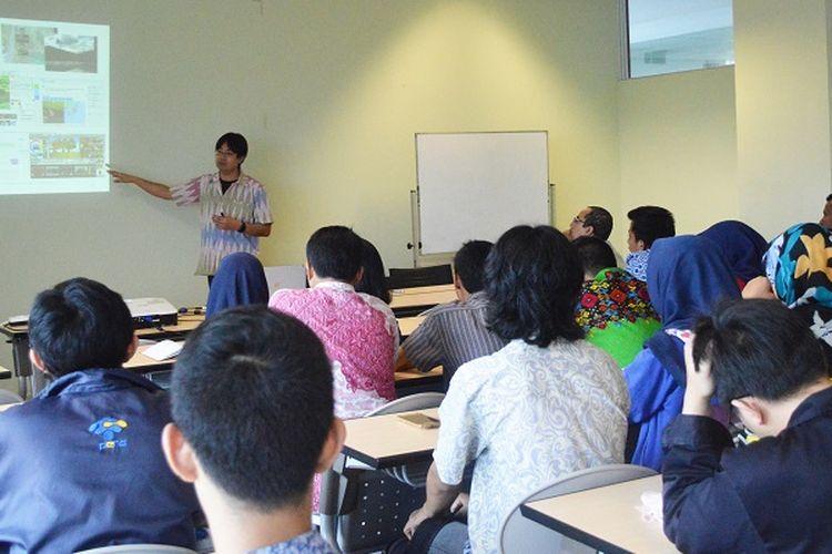 Ilustrasi. Program Pascasarjana Terapan PENS menghadirkan Kosuke Takano dari Kanagawa Institute of Technology.