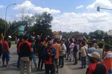 Warga Suku Anak Dalam Demo ke PT JBC, Aktivitas Tambang Batu Bara Diduga Cemari Sungai hingga Kehitaman