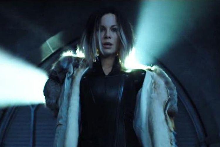 Kate Beckinsale berperan sebagai Selene dalam Underworld: Blood Wars.