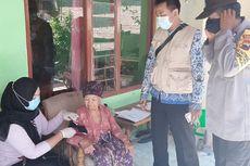 10 Kali Skrining Kesehatan, Mbah Tarmi Lansia 102 Tahun di Kota Tegal Akhirnya Divaksin