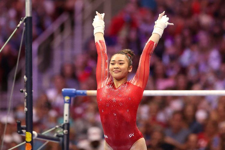 Pesenam andalan Amerika Serikat, Suni Lee.