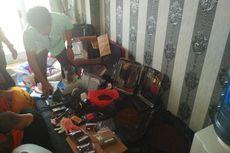 Polisi Bongkar Pabrik Narkoba di Apartemen Mewah Makassar