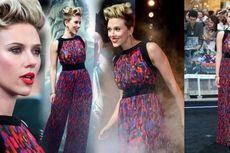 Scarlett Johansson Curi Perhatian di Ajang Premiere
