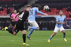 HT Gladbach Vs Man City, Kompatriot Cristiano Ronaldo Bawa The Citizens Unggul