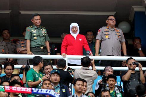 Khofifah Ucapkan Selamat untuk Persebaya Surabaya
