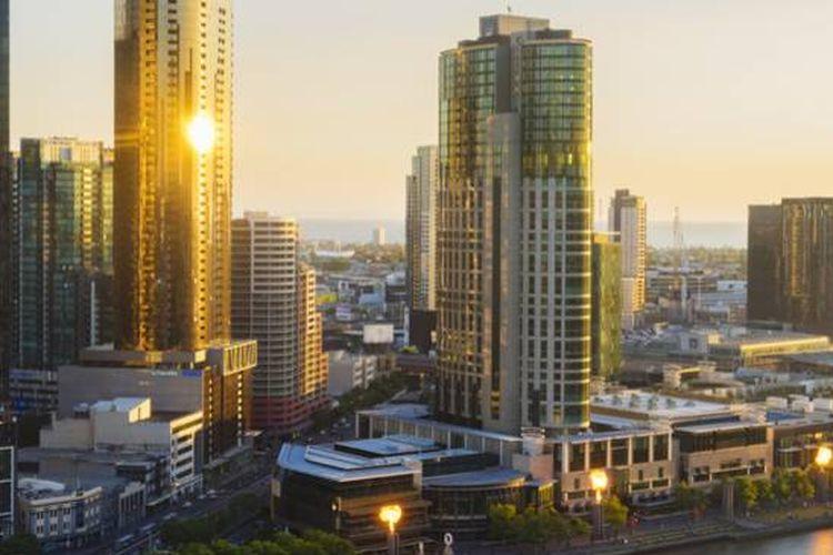 Salah satu kasino terbesar milik Crown Resort yang berlokasi di Australia