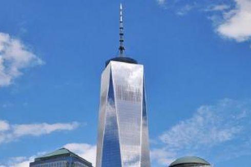 Sah, One World Trade Center Gedung Tertinggi di AS!