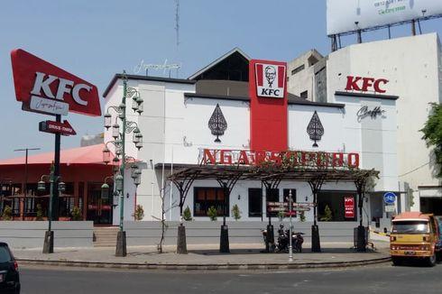 [POPULER TRAVEL] Aturan KFC dan McDonald's untuk Wabah Virus Corona