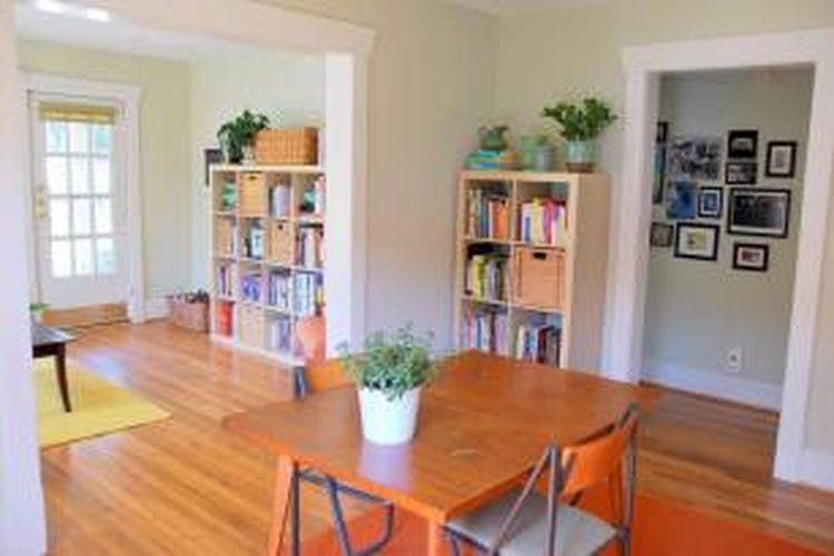 Kondisi interior rumah yang rapi dan teratur dapat mengurangi tingkat tekanan yang Anda alami di tempat umum atau kantor.