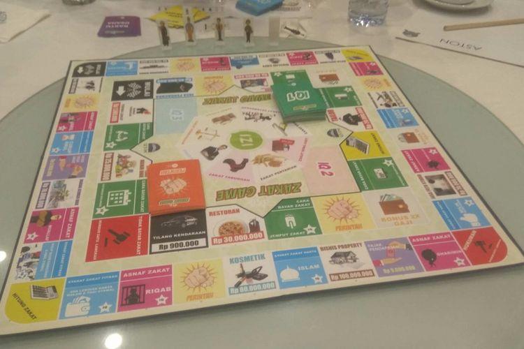 Permainan Zakat Game