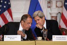 Rusia Berikan Rencana Pengawasan Senjata Kimia Suriah ke AS