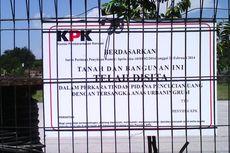 Tanah Milik Mertua Anas di Yogya Resmi Disita KPK