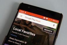 Google Play Music Resmi Mati, Begini Tampilannya