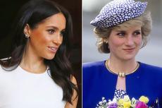 Umumkan Kehamilan. Meghan Pakai Aksesoris Putri Diana