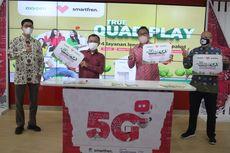 True QuadPlay, Layanan Internet-Telepon-TV Kabel Smartfren Meluncur