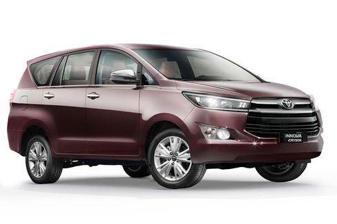 Toyota Innova Baru Meluncur dengan Diesel Ramah Lingkungan