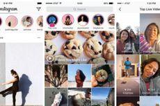 Instagram Stories Resmi Dukung Live Streaming