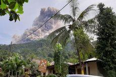 Kawah Utama Gunung Karangetang Keluarkan Guguran Lava, Mengarah ke Kali Kahetang