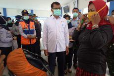 1 Warga Positif Corona, 5 Kecamatan di Garut Diawasi dan Pasar Ditutup 3 Hari
