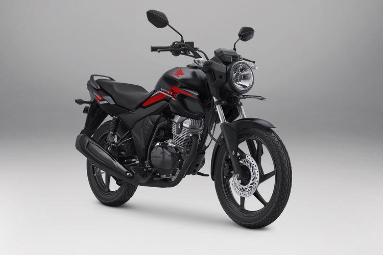 Honda CB150 Verza dapat pilihan warna baru