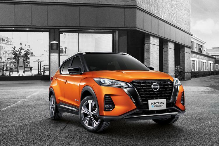 Nissan Kicks e-Power, meluncur Agustus 2020 di Indonesia