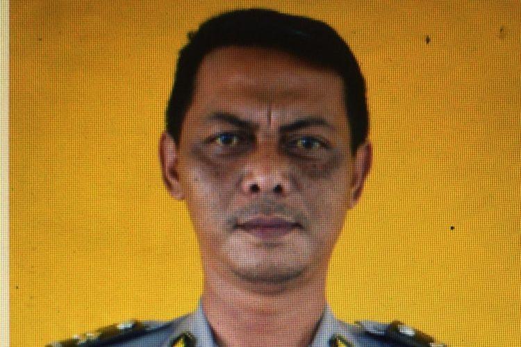 Bhabinkamtibmas Cilengkrang Polsek Cileunyi Aiptu M. Saifudin