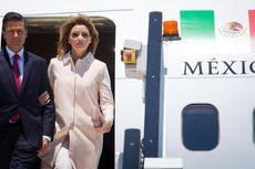 Dihujani Kritik, Ibu Negara Meksiko Jual Rumah Mewahnya