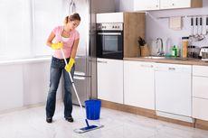 Cara Membersihkan Lantai dengan Cuka agar Lebih Bersih