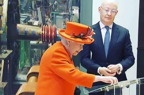 Kali Pertama Ratu Elizabeth II Unggah