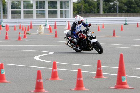 Ilmu Baru buat Instruktur Safety Riding AHM