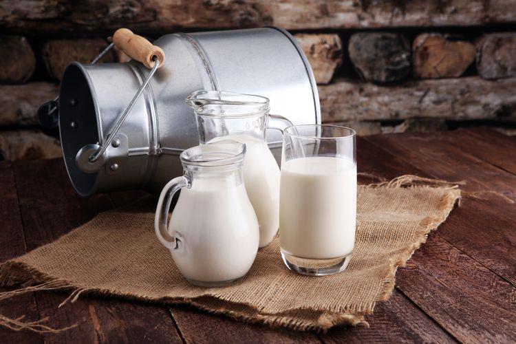 Apa Bedanya Susu Segar dengan Susu Murni? Halaman all - Kompas.com
