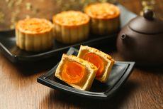 Resep Kue Bulan Tradisional Pakai Pasta Biji Teratai dan Kuning Telur Asin
