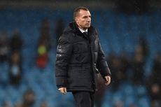 Norwich Vs Leicester, Brendan Rodgers Kecewa dengan Keputusan VAR