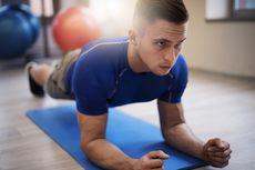 3 Langkah Penting Latihan Plank agar Tak Sia-sia