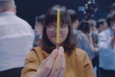Samsung Pindahkan Kamera Depan Galaxy Note ke Pena