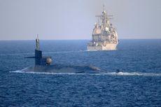 Di Depan Kapal Selam AS, Iran Pamerkan Peluncuran Rudal Jelajahnya