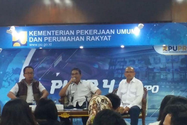 Diskusi dalam PUPR Expo 4.0.
