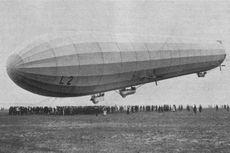 14 Maret 1899, Zeppelin Dapat Paten dan Jadi Pelopor Transportasi Udara