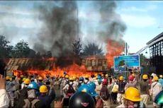 8 Orang Jadi Tersangka Penjarahan dan Perusakan Saat Demo Hari Buruh