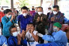 Stok Vaksin Sinopharm Kedaluwarsa Oktober, Vaksinasi Penyandang Disabilitas di Bali Dipercepat