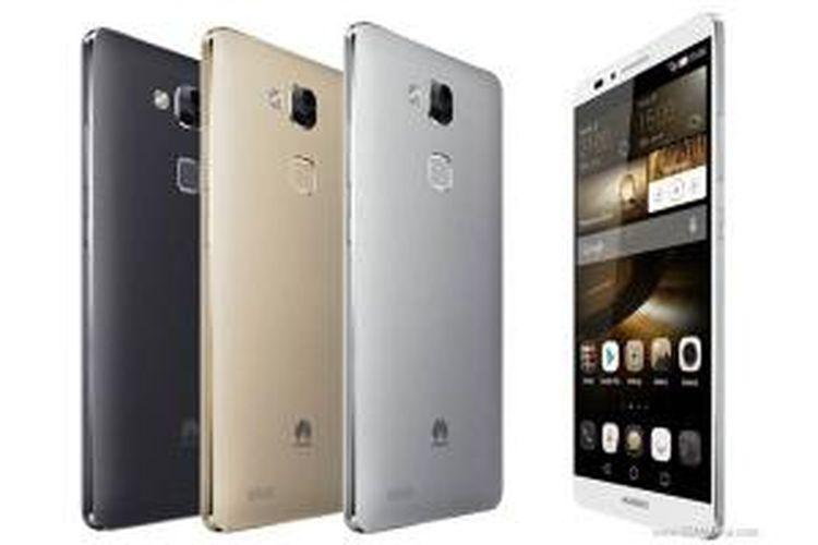 Huawei Ascend Mate 7.