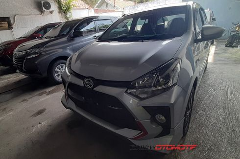 [VIDEO] Ini Ubahan Toyota Agya Facelift 2020 Terbaru
