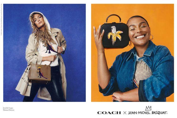 Coach X Jean Michel Basquiat