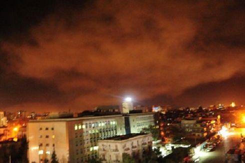 Akhirnya, AS Gelar Serangan Udara terhadap Suriah