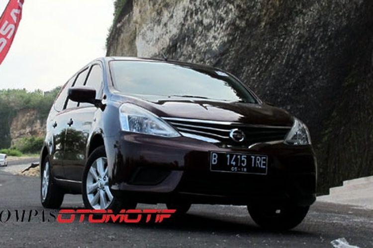 Nissan All-New Grand Livina
