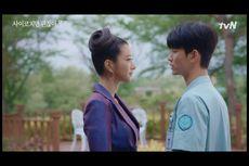 Sinopsis It's Okay to Not Be Okay Episode 7, Kang Tae & Moon Young Semakin Dekat