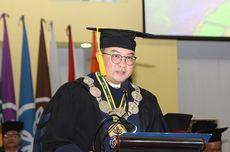 Rektor IPB Arif Satria Kembali Dinyatakan Positif Covid-19