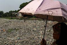 Berita Foto: Kondisi Kali Pisang Batu Bekasi yang Jadi Lautan Sampah