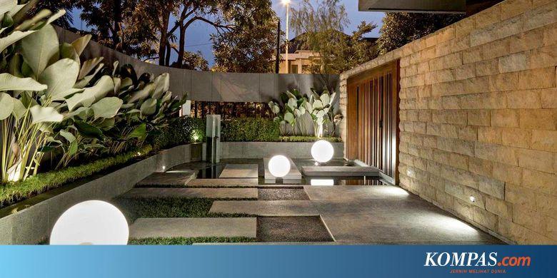 Gambar Rumah Teras Depan Dan Teras Samping  8 inspirasi menata taman cantik di rumah mungil halaman all