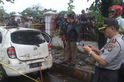 Dua Pelaku Pembunuh Wanita dalam Nissan March Ternyata Kakak Beradik